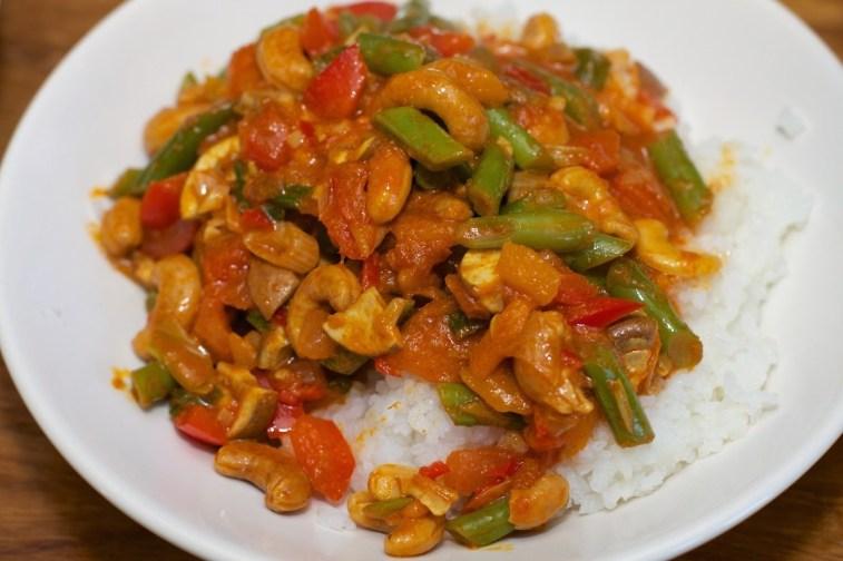 Makkelijke groentecurry 48