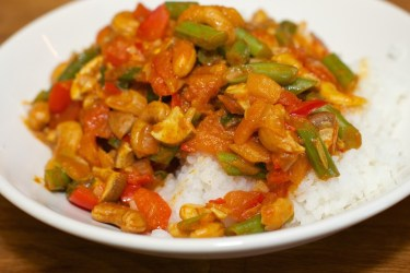 Makkelijke groentecurry 49