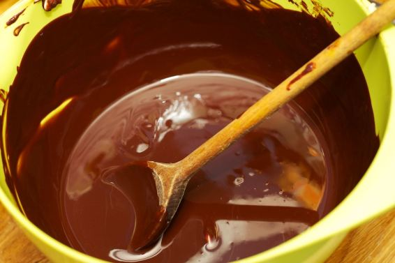 Chocoladesoufflé 15