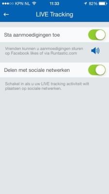 Runtastic Pro app 21
