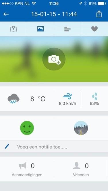 Runtastic Pro app 23