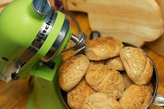 KitchenAid Artisan broodjes 1