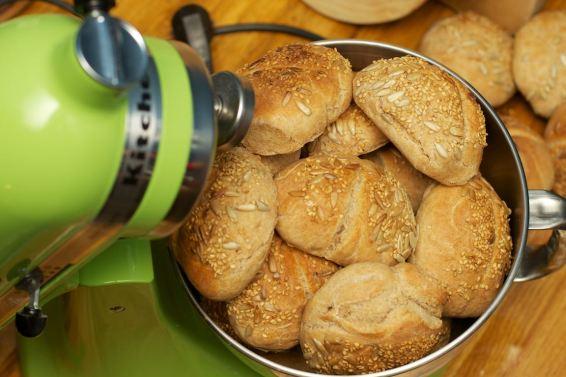 KitchenAid Artisan broodjes 2