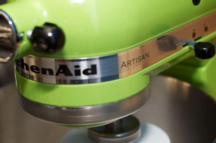 KitchenAid Artisan closeup 3