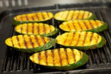 Broodje Thaise kip en gegrilde groente 13