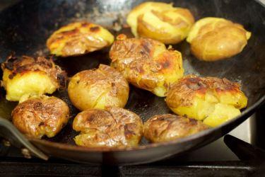 Platgeslagen aardappel 20