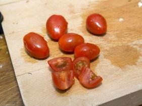 Romige pasta met prei, champignons en spekjes (15 van 40)