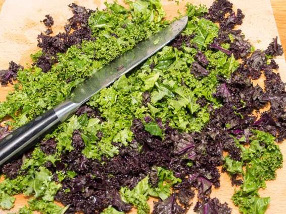 Pasta met boerenkool, peper en mascarpone-25