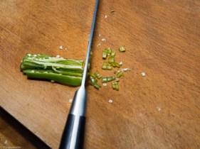 Quinoa met roerbakgroenten en kipspiesjes-31