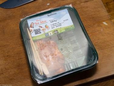 Quinoa met roerbakgroenten en kipspiesjes-36