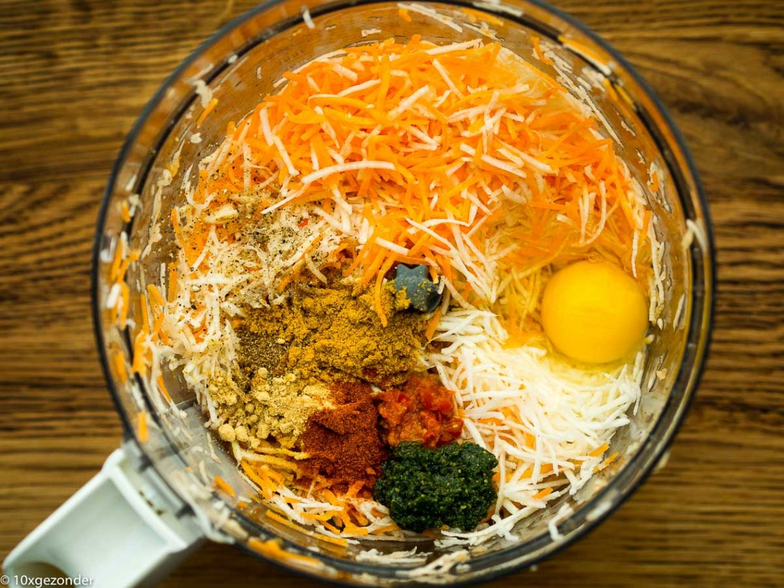 Aziatische groenteburger-9