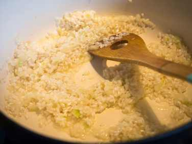 risotto-met-boerenkool-en-rookworst-7