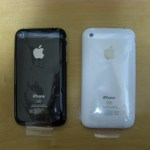 iPhone 3GS Black & Whiteを契約しました