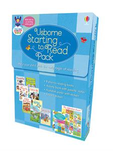 Usborne Starting to Read Pack