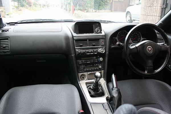 1999 BNR34 GTR 100k-1