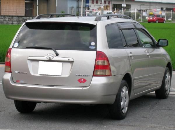 2001 NZE121G-70k