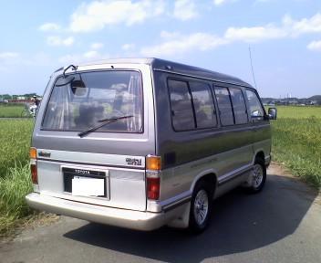 1988 hiace YH51G 80k-1