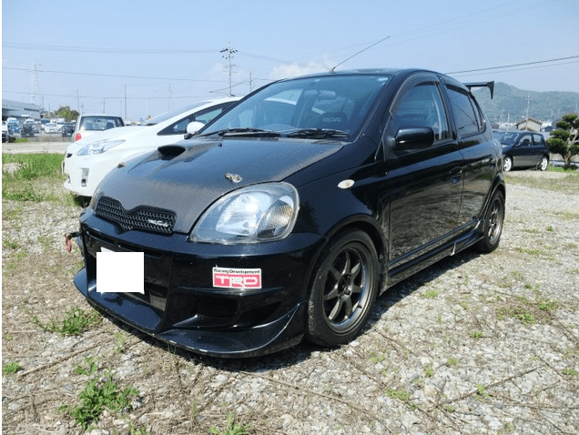 toyota yaris trd turbo grand new avanza 1.3 std m/t 2003 2007 2009 2004 2010 vitz m for sale 2001 rs in japan 1 5 ncp13 102k