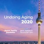 """Международная конференция """"Отменяя старение-2020"""" (Undoing aging-2020)"""
