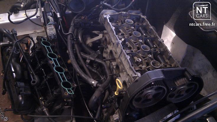 Lotus Elise S2 moteur