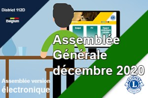 assemblée générale décembre 2020