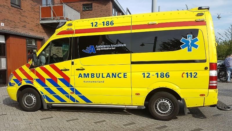 Fietsster ernstig gewond bij aanrijding in Venray.