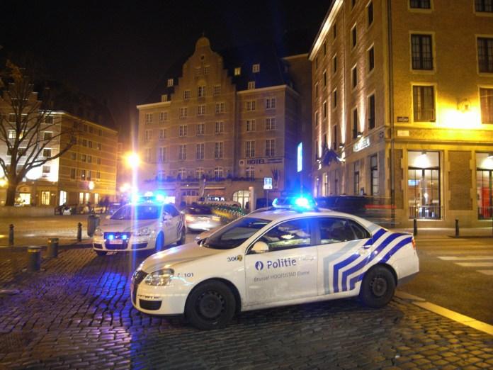 Politieauto's in België