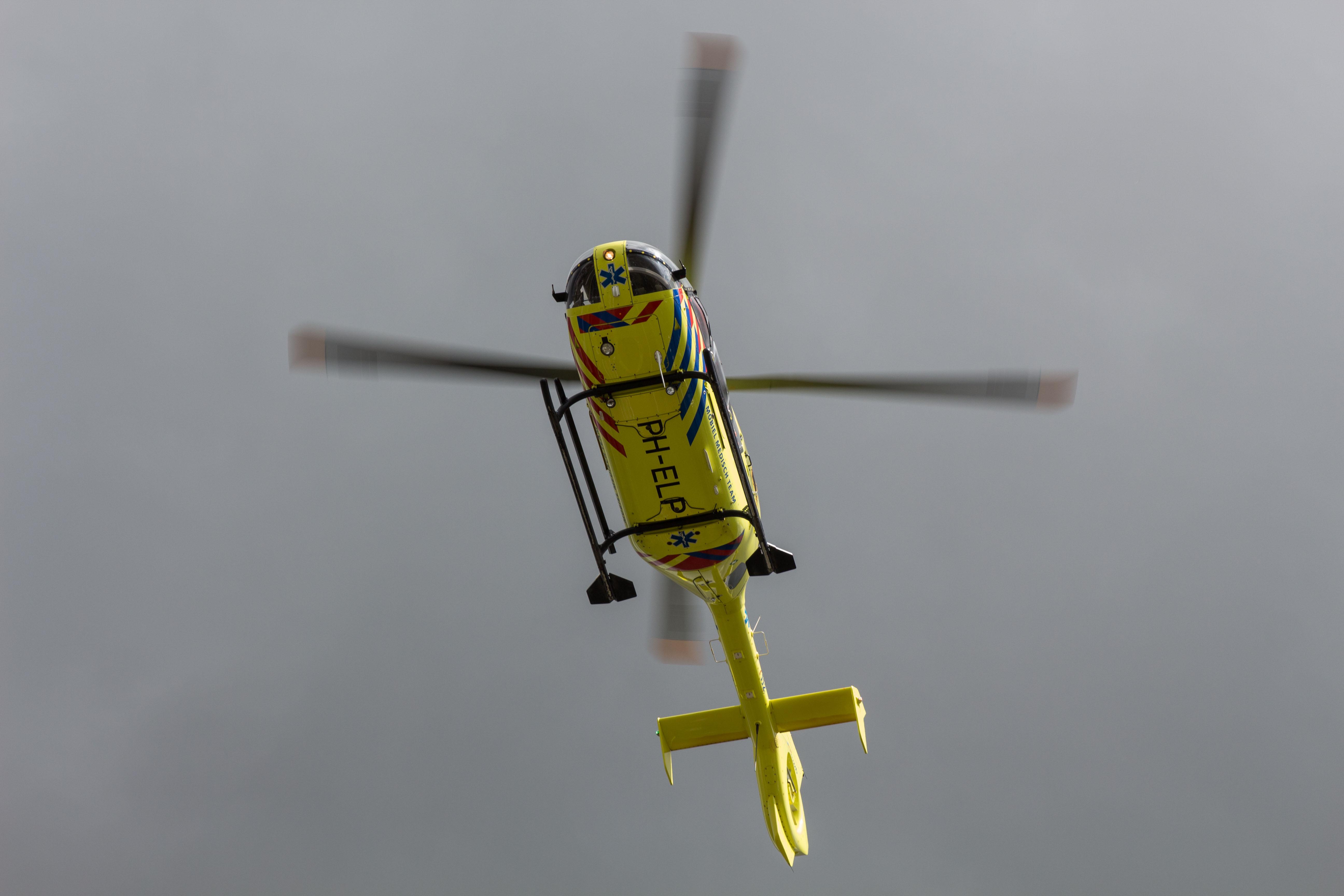 Wielrenner overleden na ongeval in Heesbeen.