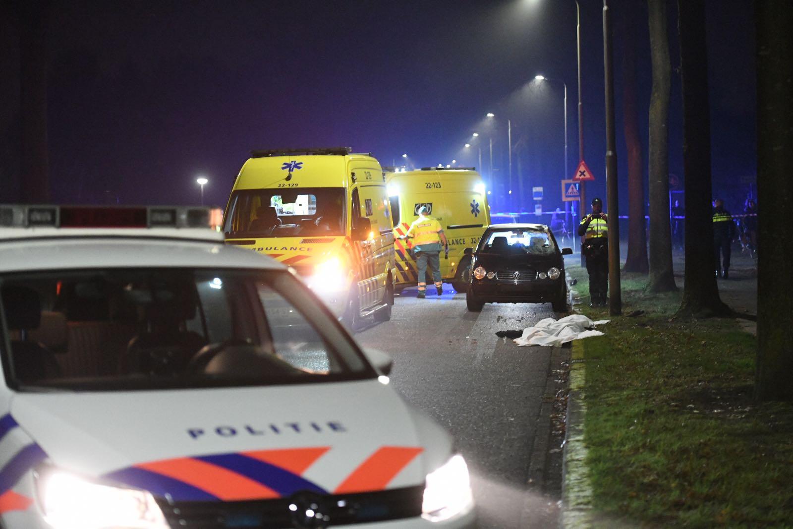 Fietser overleden na ongeval met auto in Mierlo.