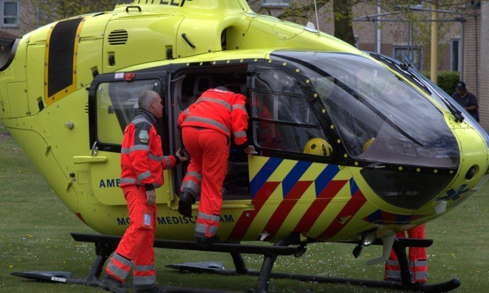 Dode bij ongeval in Nieuwkuijk.
