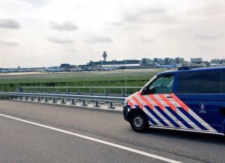 Marechaussee Schiphol