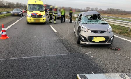Ongeval A73