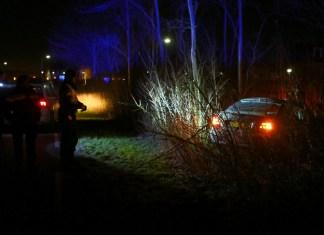 Ongeval brandweerman Aalst