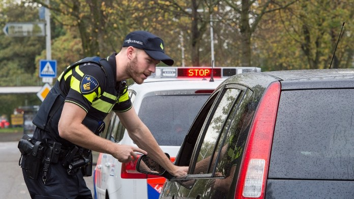 Stop politie