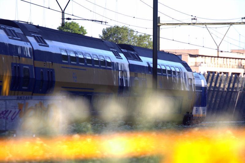 Automobilist overleden bij aanrijding trein.