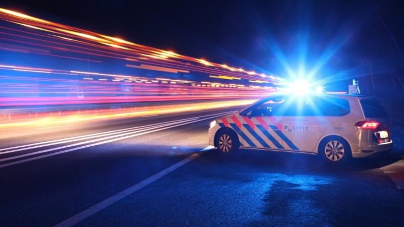 Eenzijdig ongeval Oud Vossemeer, bestuurder onder invloed.