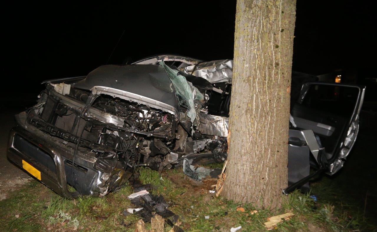 Twee zwaargewonden bij ongeval Brakel, twee traumahelikopters ter plaatse.
