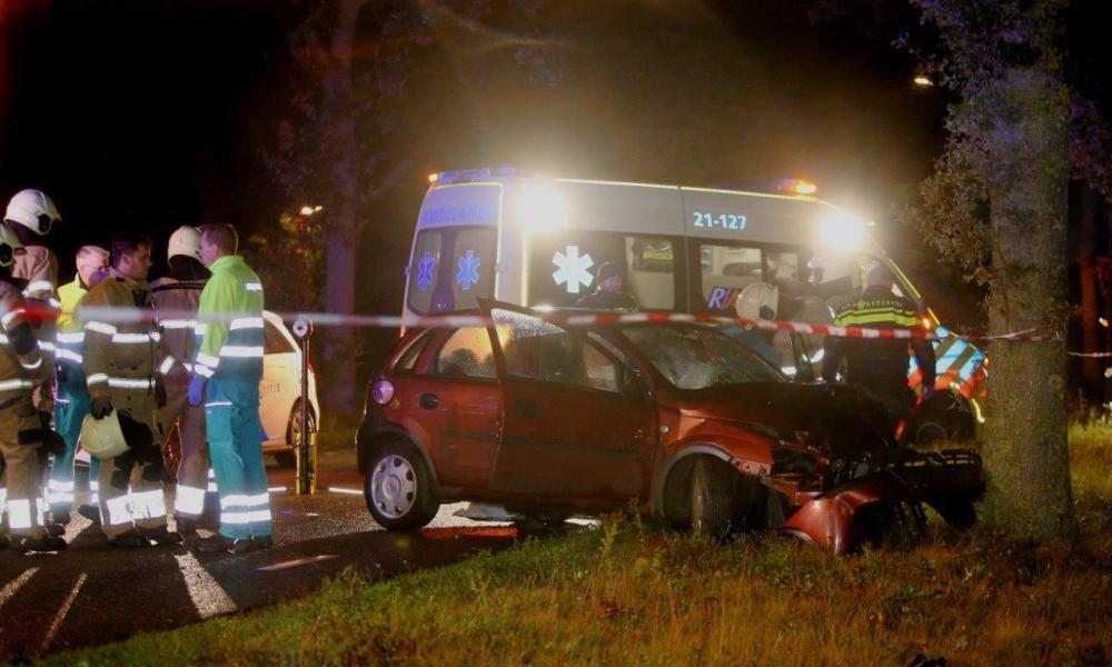 Dode bij eenzijdig verkeersongeval Heeswijk-Dinther.