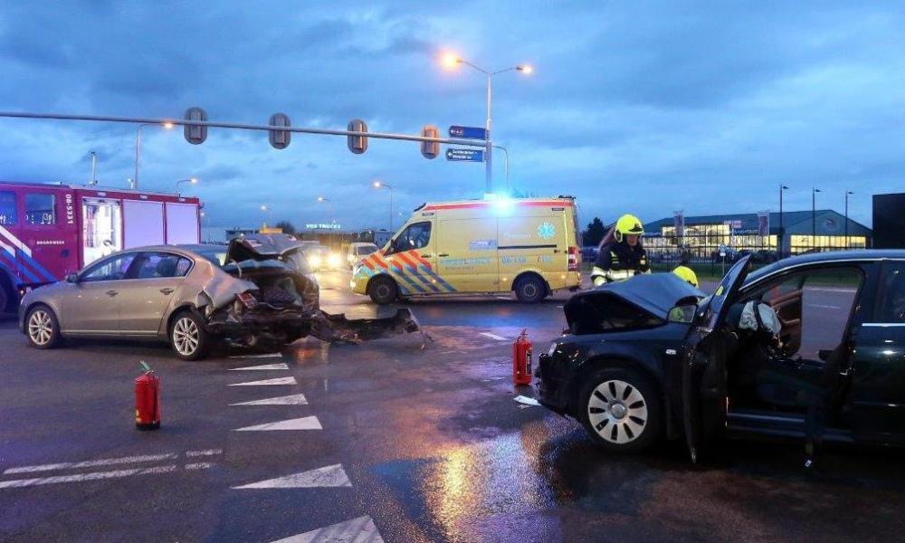 Drie gewonden bij ongeval in Velddriel.