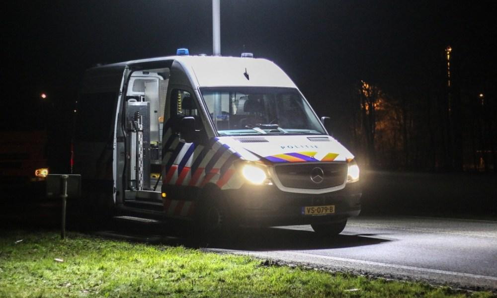 Vrouw overleden na ongeval, bezorger Albert Heijn onder invloed van drugs.