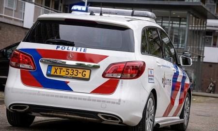 politiewagen