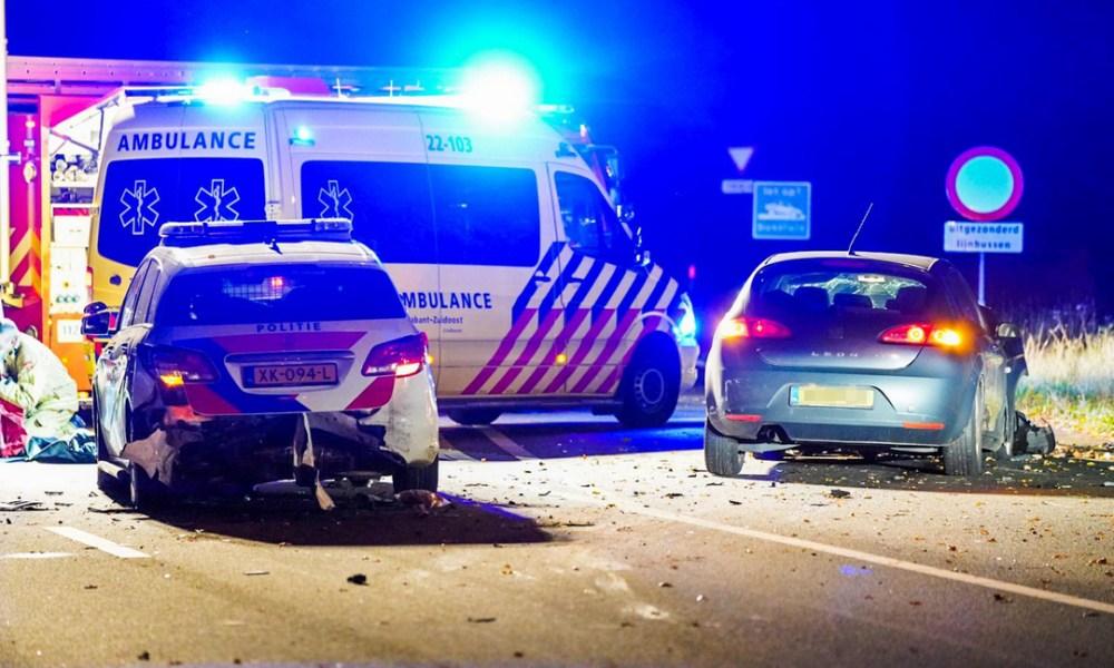 Agent omgekomen bij ernstig ongeval.