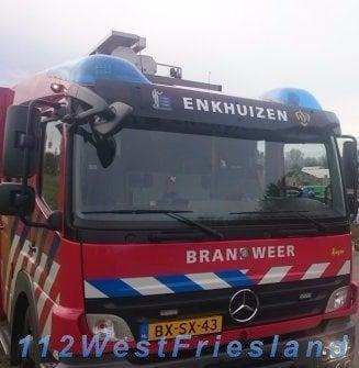 Brandweer Enkhuizen
