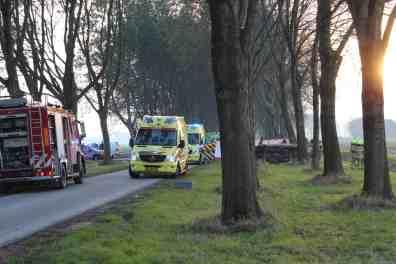 Ongeval in Nieuwe Niedorp