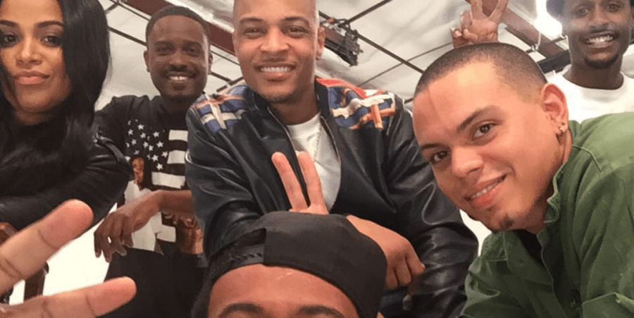 ATL 2:' Evan Ross Shares Cast Photos From The Set, Says They Aren't Working  on Movie   Music Times
