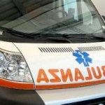 Ambulanza del 118 rubata durante un soccorso