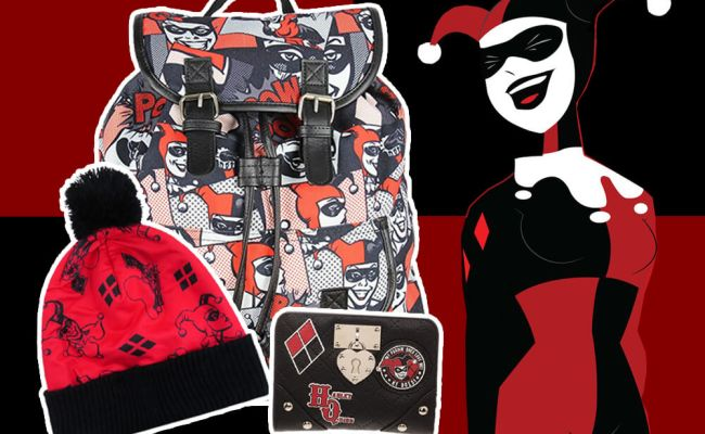 Harley Quinn Accessories To Make You Feel Crazy Awesome