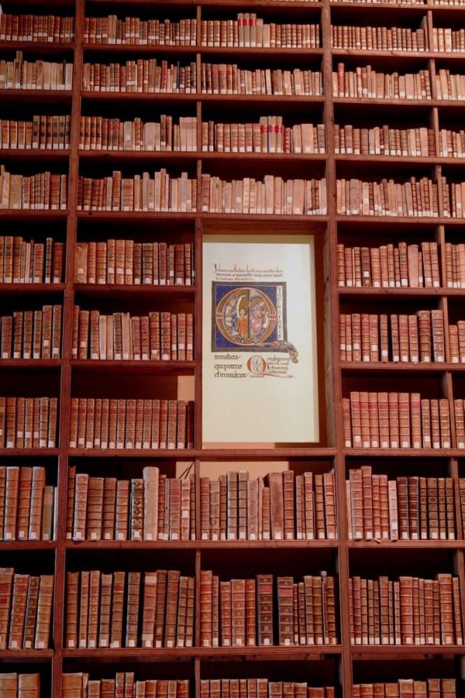 Vue intérieure de la Grande Salle. Photo Médiathèque de Troyes Champagne Métropole