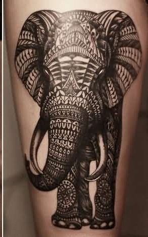 African Sleeve Tattoo Designs