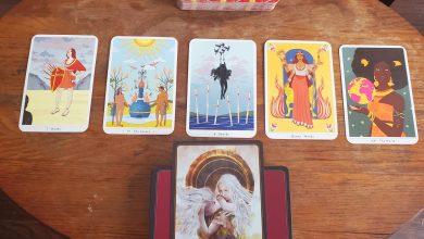 Photo of February 2021 Tarot Reading